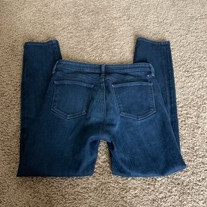 Lucky Brand Hayley skinny jeans size 6